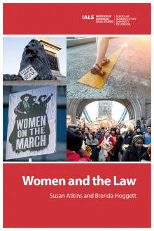 Cover for Women and the Law