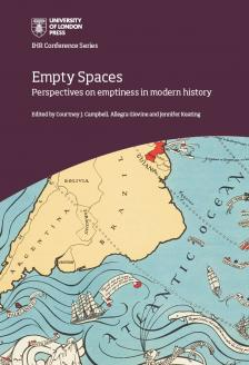 Cover for  Empty Spaces: perspectives on emptiness in modern history