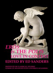 Cover for Erôs and the Polis: Love in context