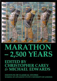 Cover for Marathon – 2,500 Years: Proceedings of The Marathon Conference 2010