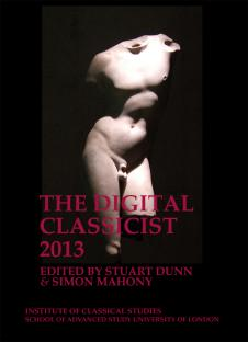 Cover for The Digital Classicist 2013