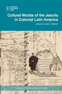 Cover for Cultural Worlds of the Jesuits in Colonial Latin America