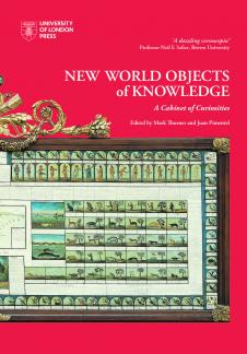 Cover for New World Objects of Knowledge: A Cabinet of Curiosities